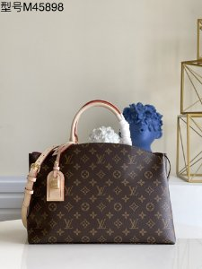 "Bolsa Louis Vuitton Grand Palais Monogram ""Rose"""