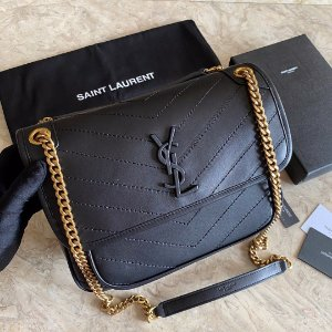 "Bolsa Saint Laurent Niki Média ""Deep Green"""