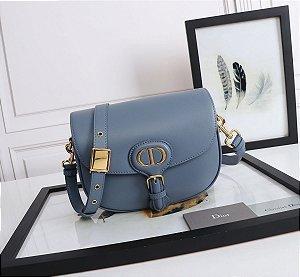 """Bolsa Bobby Dior Média """"Blue"""""""