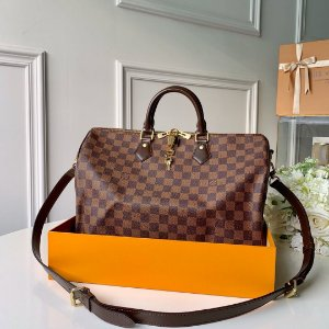 "Bolsa Louis Vuitton Speedy ""Cherry"""
