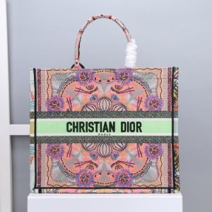 "Bolsa Tote Dior Book  ""in Lights """