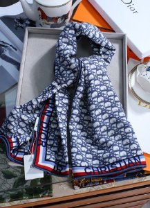 """Cachecol Dior """"Oblique Blue"""""""