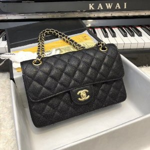 "Bolsa Chanel Double Flap ""Black&Brown"""