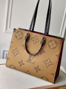 "Bolsa Louis Vuitton Onthego ""Monogram"""