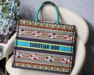 """Bolsa Tote Dior Book  """"Multicolour"""""""