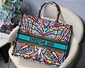 "Bolsa Tote Dior Book  ""Butterfly"""