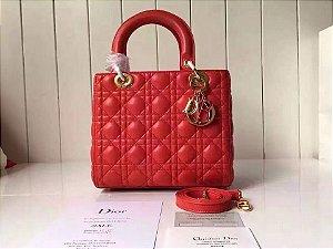 """Bolsa Dior Lady """"Red"""""""