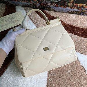 "Bolsa Dolce & Gabbana Sicily ""White"""