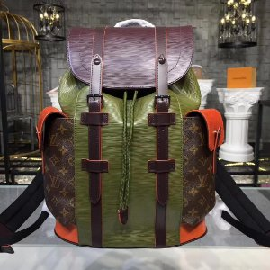 "Mochila Louis Vuitton Christopher ""Moss"""