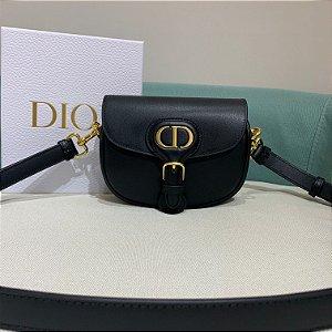 """Bolsa Bobby Dior Pequena """"Black"""""""