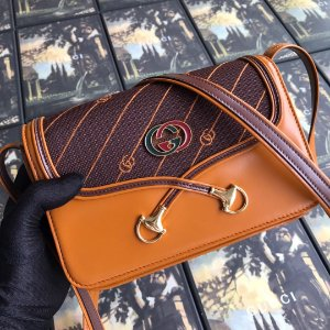 "Bolsa Gucci GG ""Orange"""