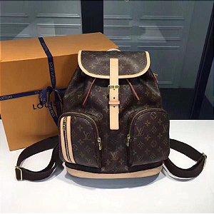 "Bolsa Louis Vuitton Bosphore Monogram ""Beige"""