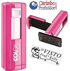 Carimbo Professor de bolso - Pocket Plus Colop 20