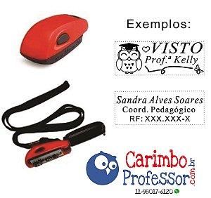 Carimbo de Bolso Personalizado - Stamp Mouse 20