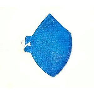 Máscara PFF2 Sem Válvula Azul
