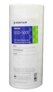 Elemento Filtrante PS 5005-10 - BIG 10 Polegadas Pentair / Pentek
