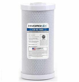 Elemento Filtrante BIG Hydronix CB-45-1010 - 10 Polegadas