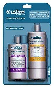 Elemento Filtrante Latina Duplo P635 + P655