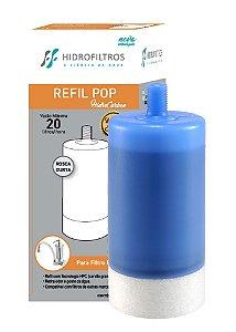 Elemento Filtrante para torneiras com filtro POP modelo HF 40