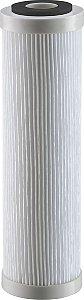 """Elemento filtrante plissado 25 micra - Poly Flow 9 ¾"""" Hidro Filtros"""