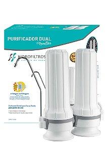 Purificador de Água Acqua Star Dual - Hidro Filtros