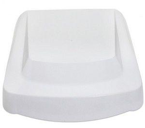 Topo branco para purificadores de água Latina