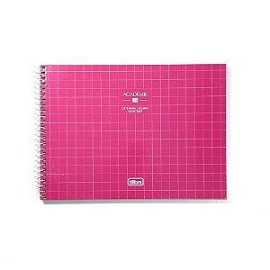 Caderno Cartografia e desenho milimetrado 80F Académie Tilibra