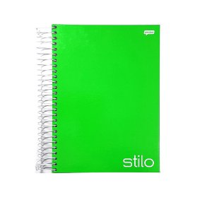 Caderno Universitário 15 Matérias 300F Stilo São Domingos