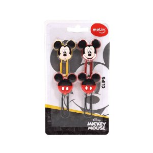 Clips 50mm Mickey Mouse Molin 22692