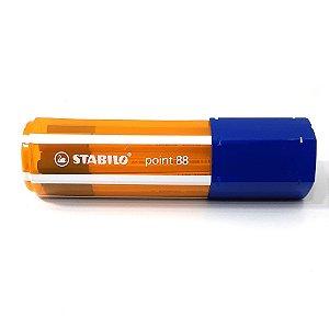 Tubo Estojo Caneta Stabilo Point 88 Sortida Box 20 unid.