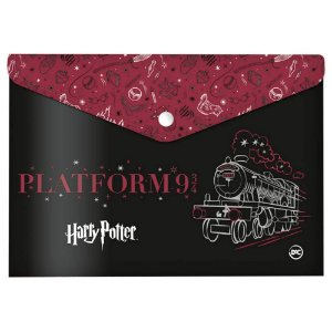 Pasta Malote A4 C/Botão Harry Potter – DAC