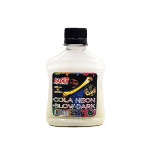 Cola Neon Glow Dark Slime 250g Radex