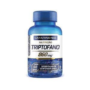 Triptofano 860mg com 60 Cápsulas - Catarinense