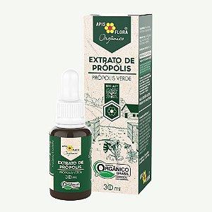 Extrato de Própolis Orgânico 30 ml- Apis Flora
