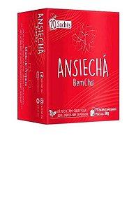 Ansiechá - 20 sachês - 30g - BemChá