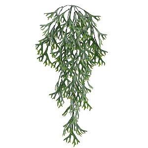 Pendente Chifre de Veado com Powder (Com 72 Folhas) - 80cm