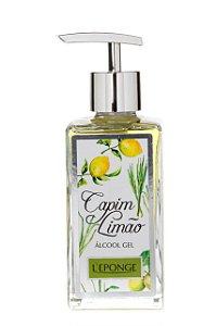 Álcool Gel Perfumado Capim Limão 250 ml