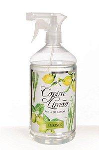 Água de Passar Capim Limão 1 litro