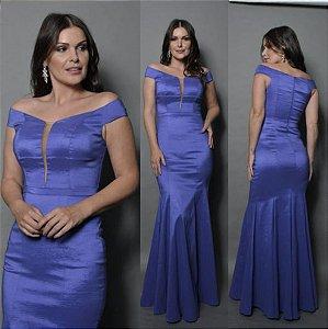 Vestido Roma violeta