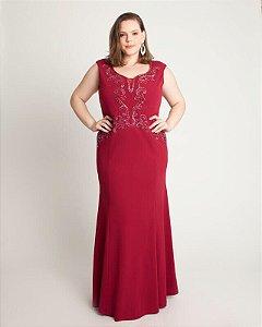 Vestido Sófia Vermelho