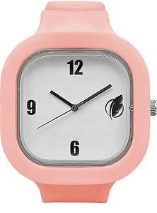 Relógio Branco / Rose
