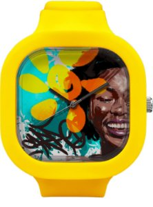 Relógio CapStyle - Carão Sol
