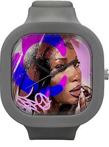 Relógio CapStyle - Carão Lua