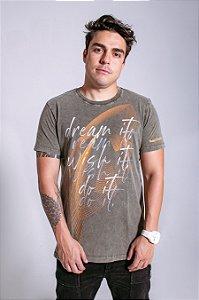 Camiseta Dream It