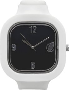 Relógio Preto / Branco