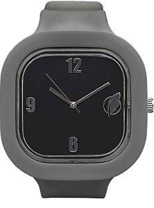 Relógio Preto / Cinza