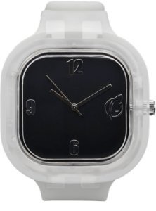 Relógio Preto / Invisible