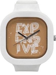 Relógio Expensive - Branco