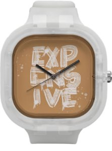 Relógio Expensive - Invisible