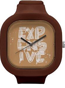 Relógio Expensive - Coffee